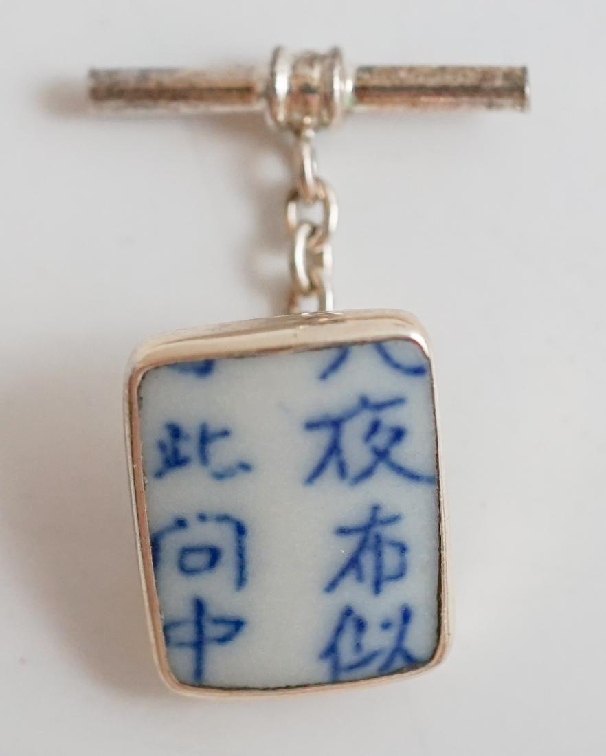 Chinese and Japanese Cufflinks - 4