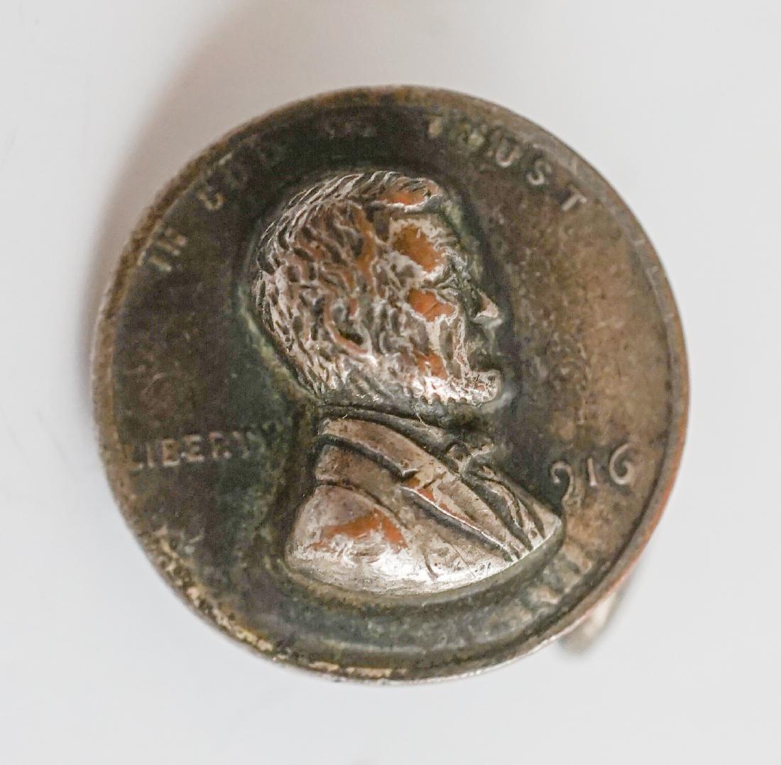 U.S. Love Token Coin Cufflinks, Watch Cufflinks - 7