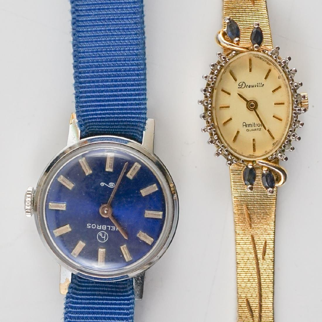 Estate Group of Vintage Wrist Watches - 3