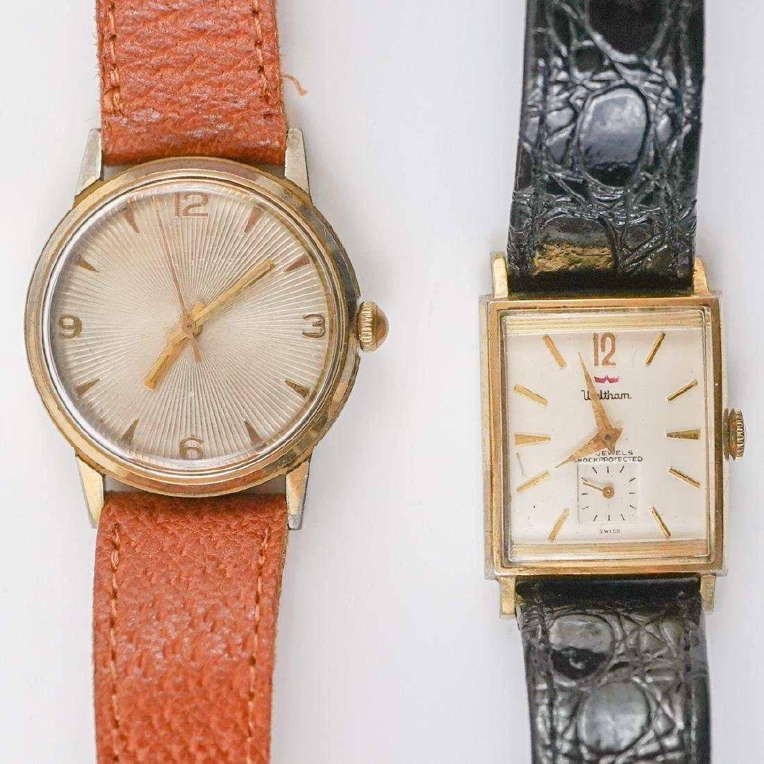 Estate Group of Vintage Wrist Watches - 4