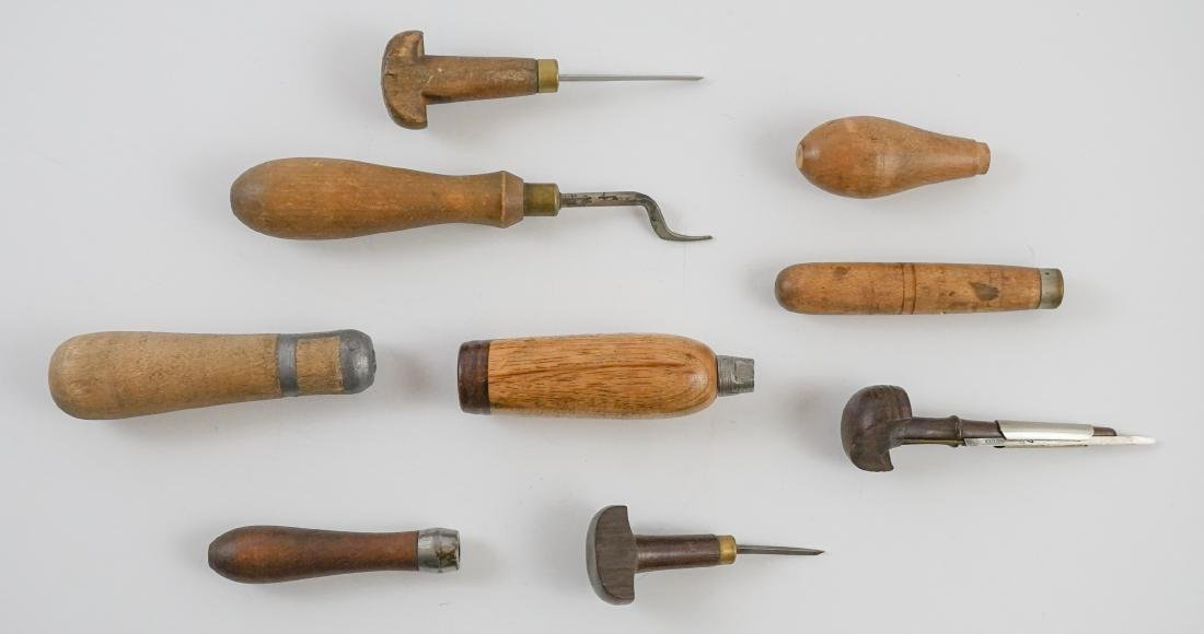 Engraving Tools, Ezra Bowman and More - 2