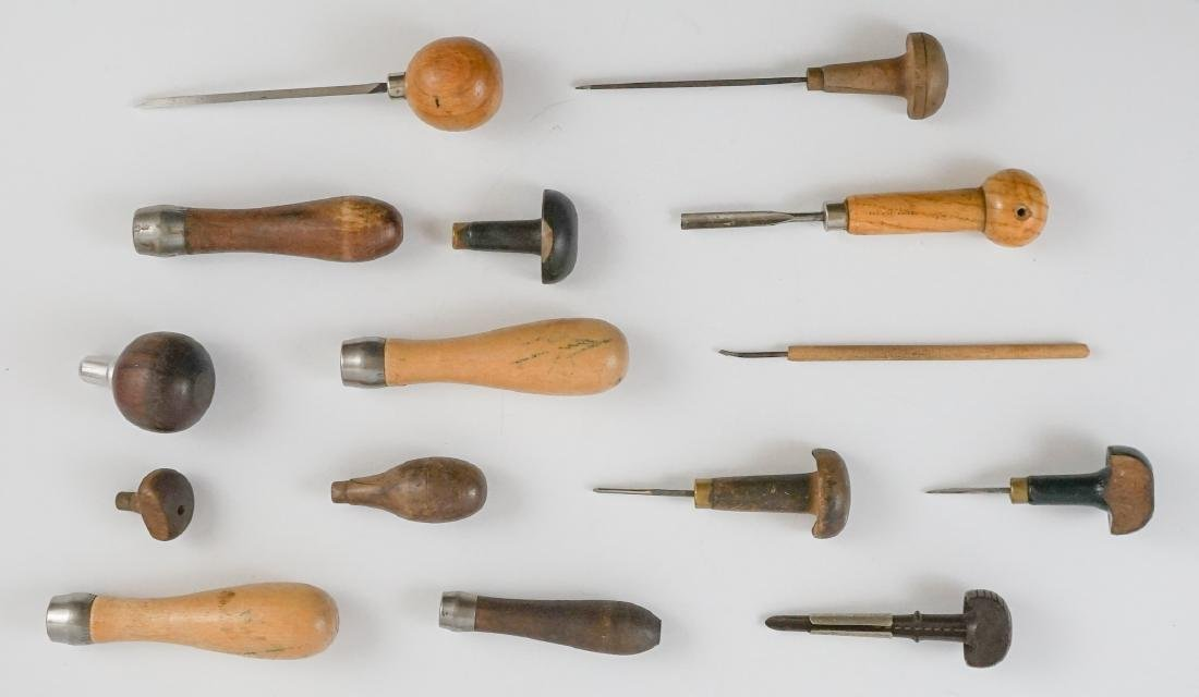 Engraving Tools, Ezra Bowman and More - 3