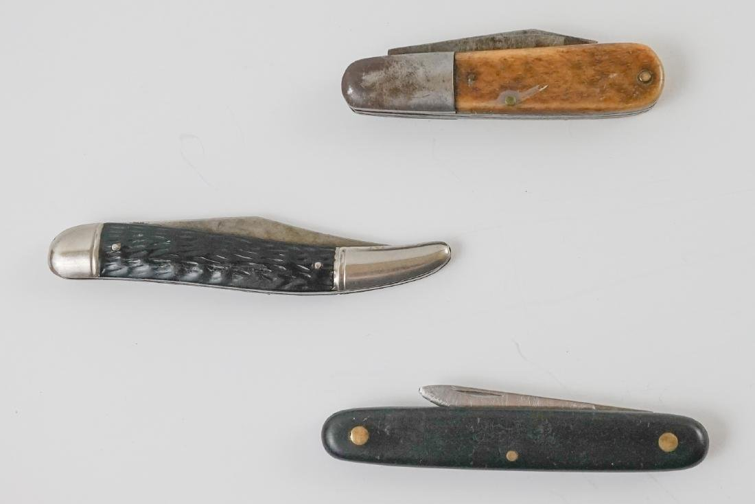 Vintage Sheath and Pocket Knives - 2