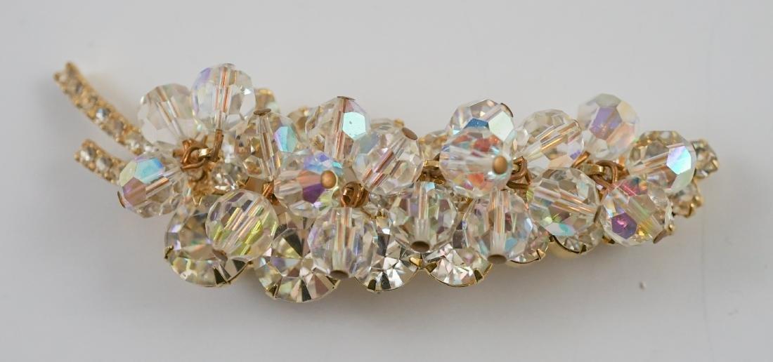 Vintage Rock Crystal Jewelry - 5