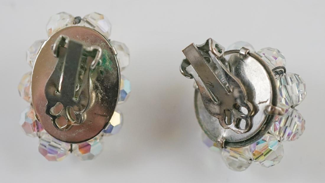Vintage Rock Crystal Jewelry - 8