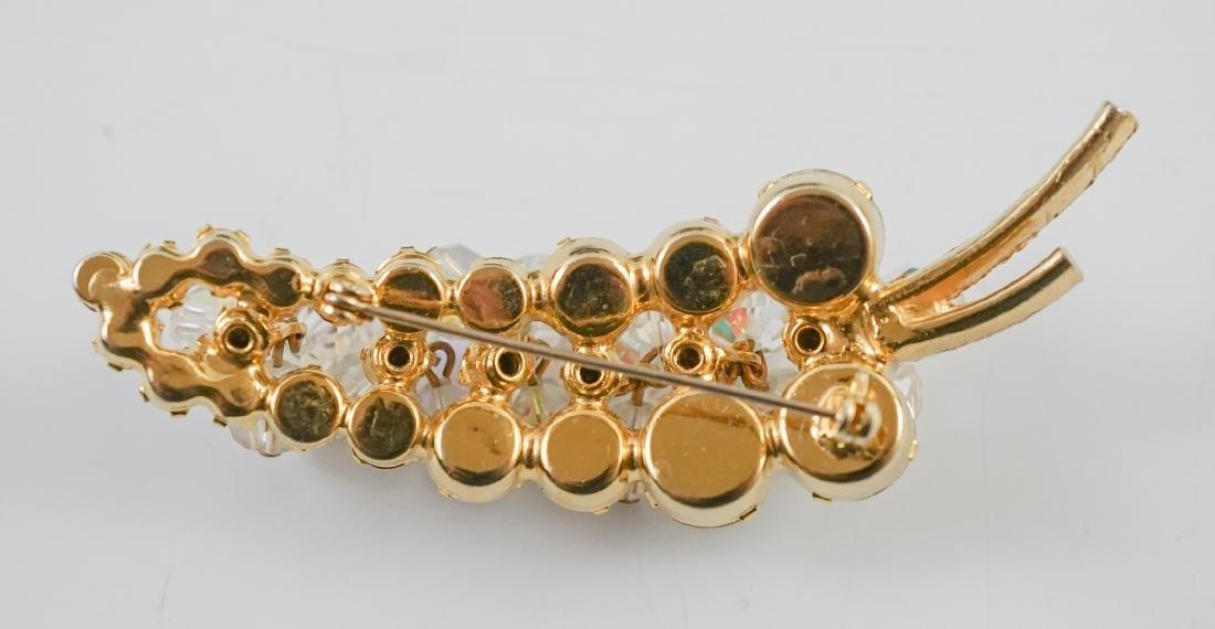 Vintage Rock Crystal Jewelry - 9