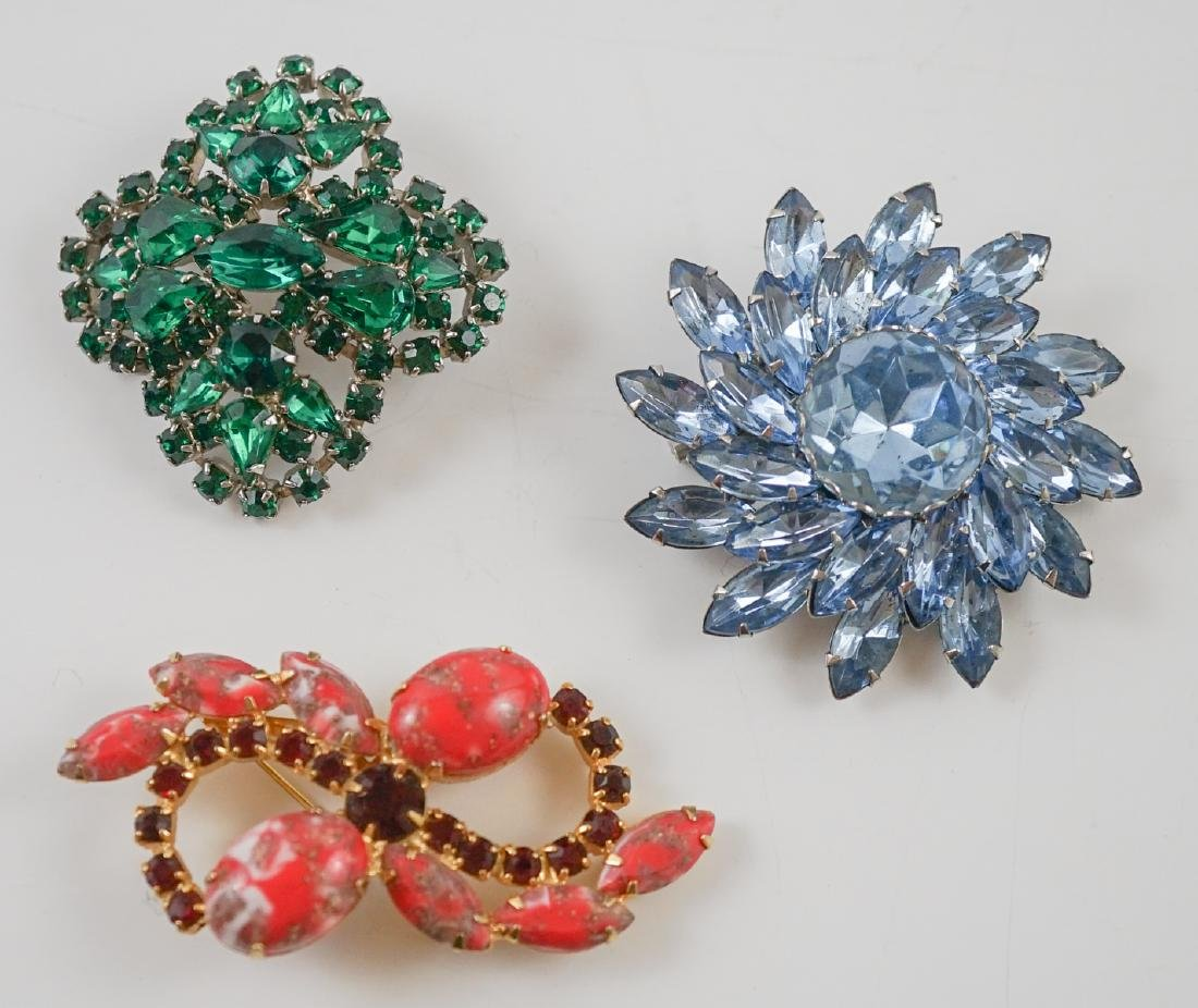 Large Group of Costume Jewelry - 8