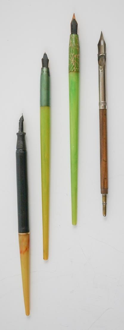A Group of Vintage and Antique Fountain Pens - 6