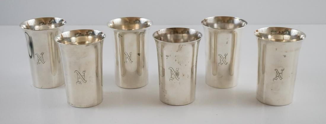 Graff, Washbourne & Dunn Sterling Tumblers