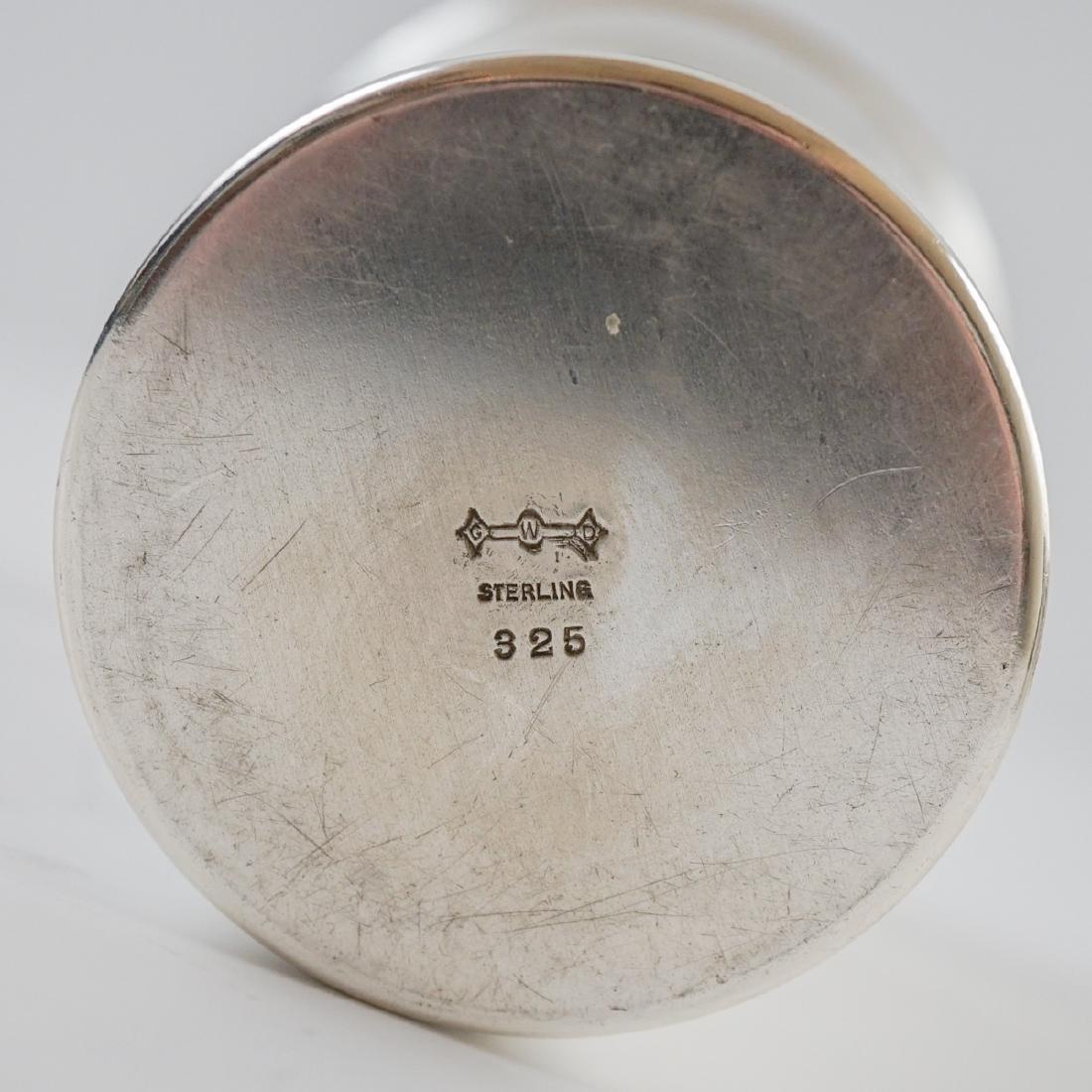 Graff, Washbourne & Dunn Sterling Tumblers - 5