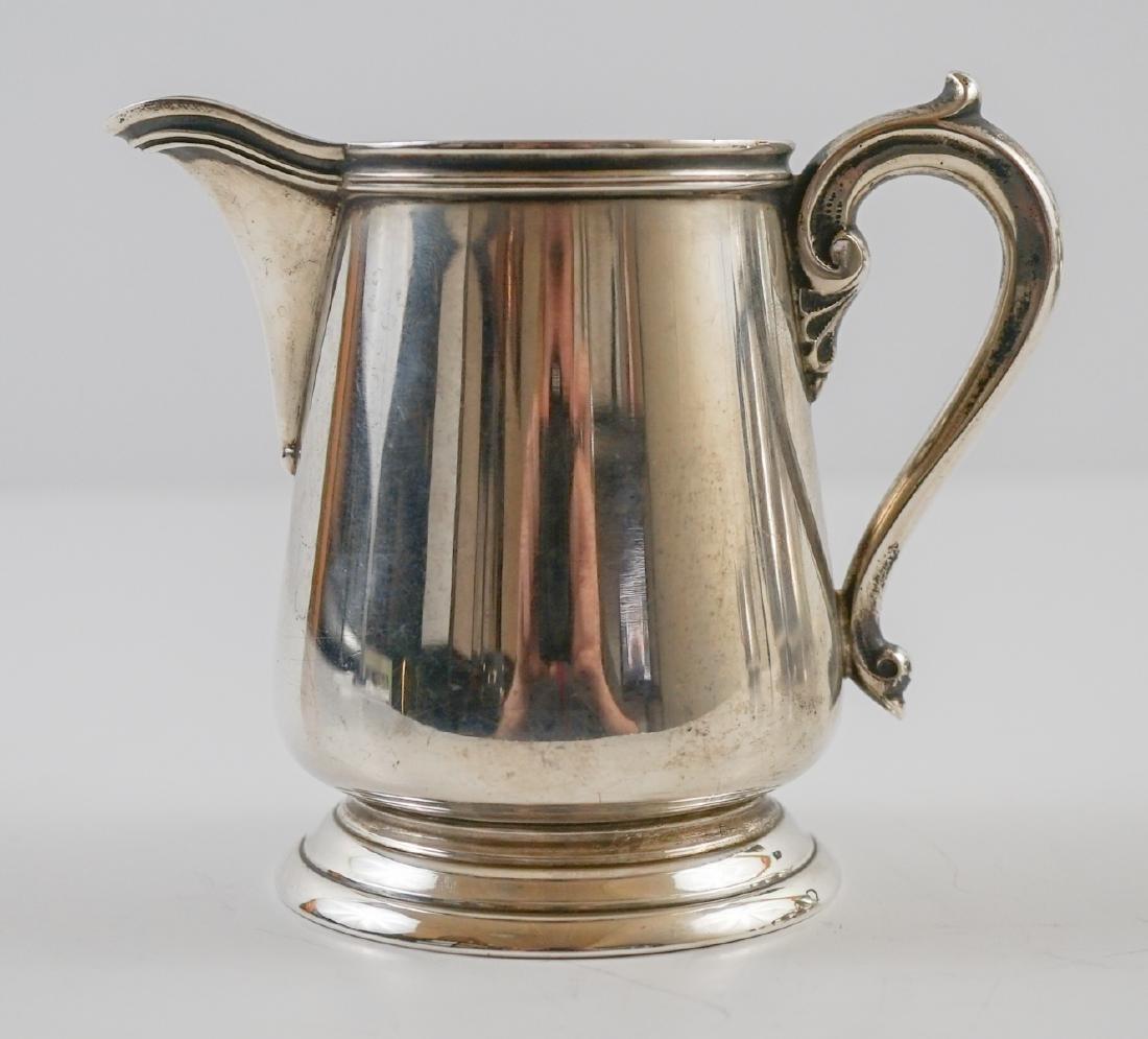Richard Dimes Five Piece Sterling Tea Set - 5