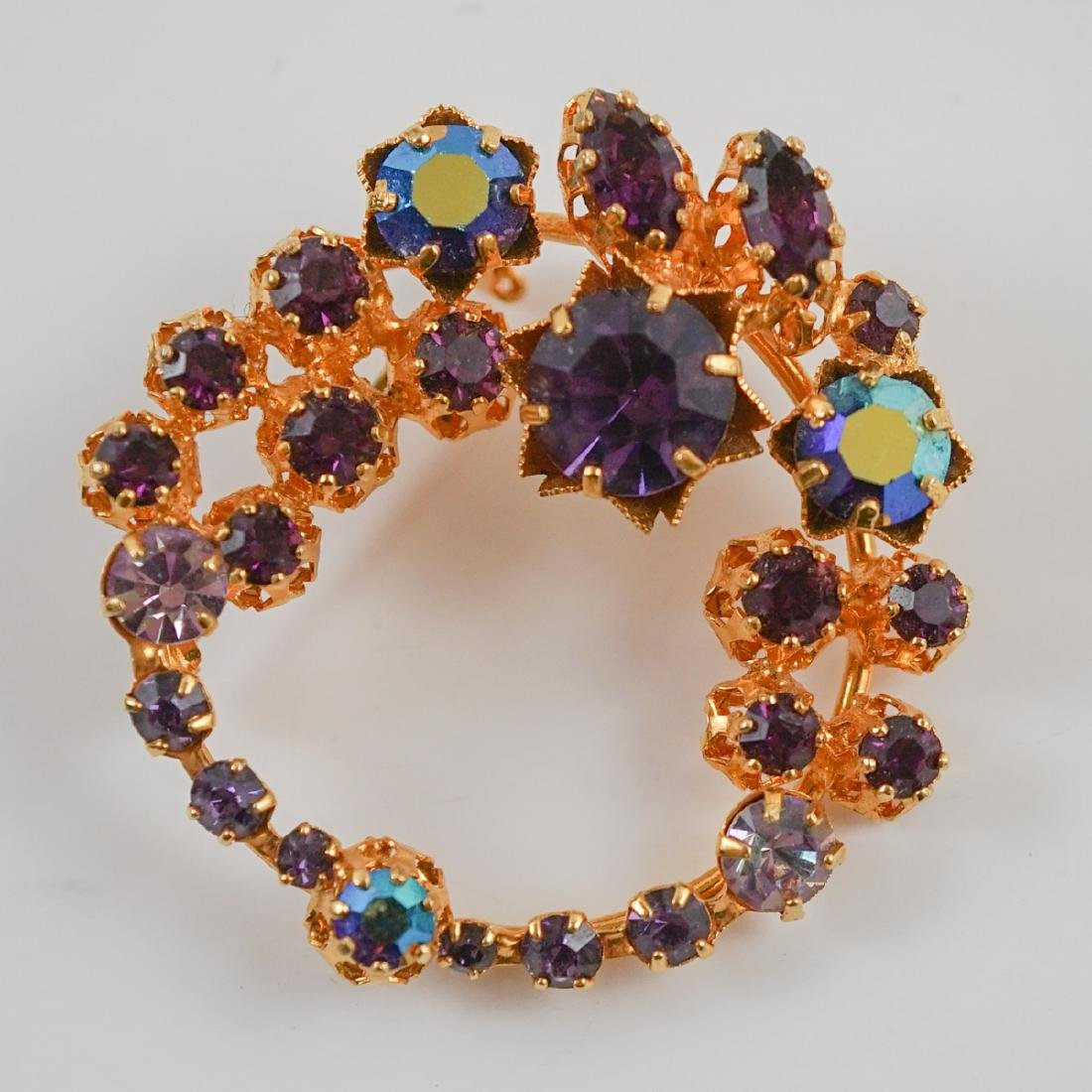 Estate Costume Jewelry, Eisenberg Ice and More - 2
