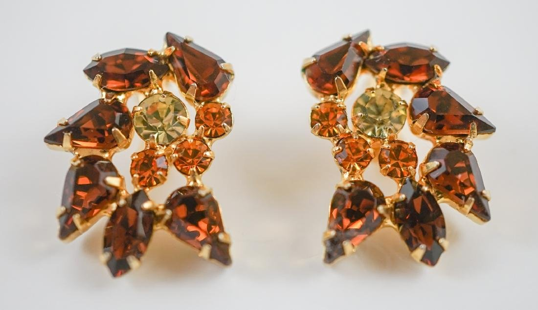Estate Costume Jewelry, Eisenberg Ice and More - 6