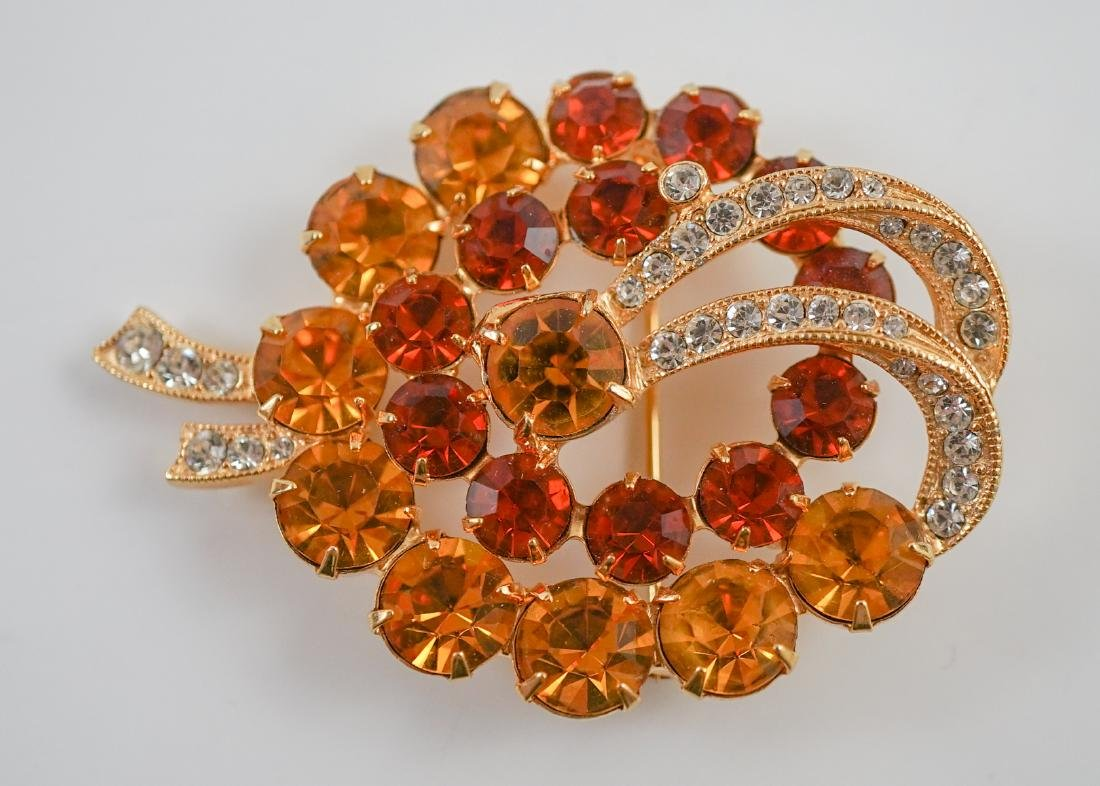 Estate Costume Jewelry, Eisenberg Ice and More - 8