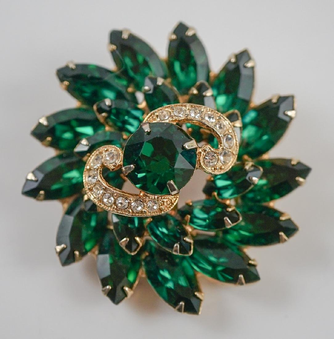 Two Eisenberg Brooches - 5