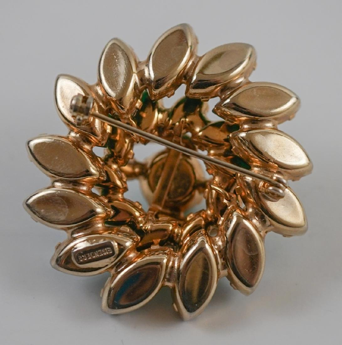 Two Eisenberg Brooches - 6