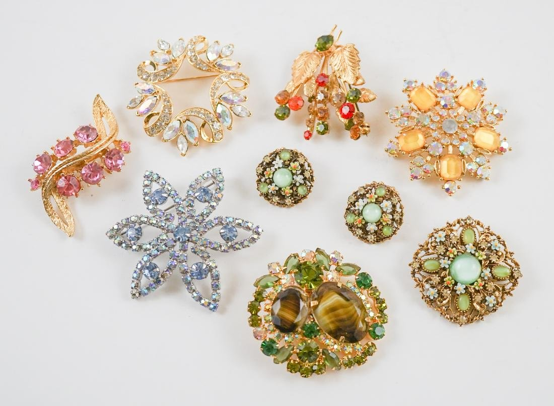 Estate Costume Jewelry