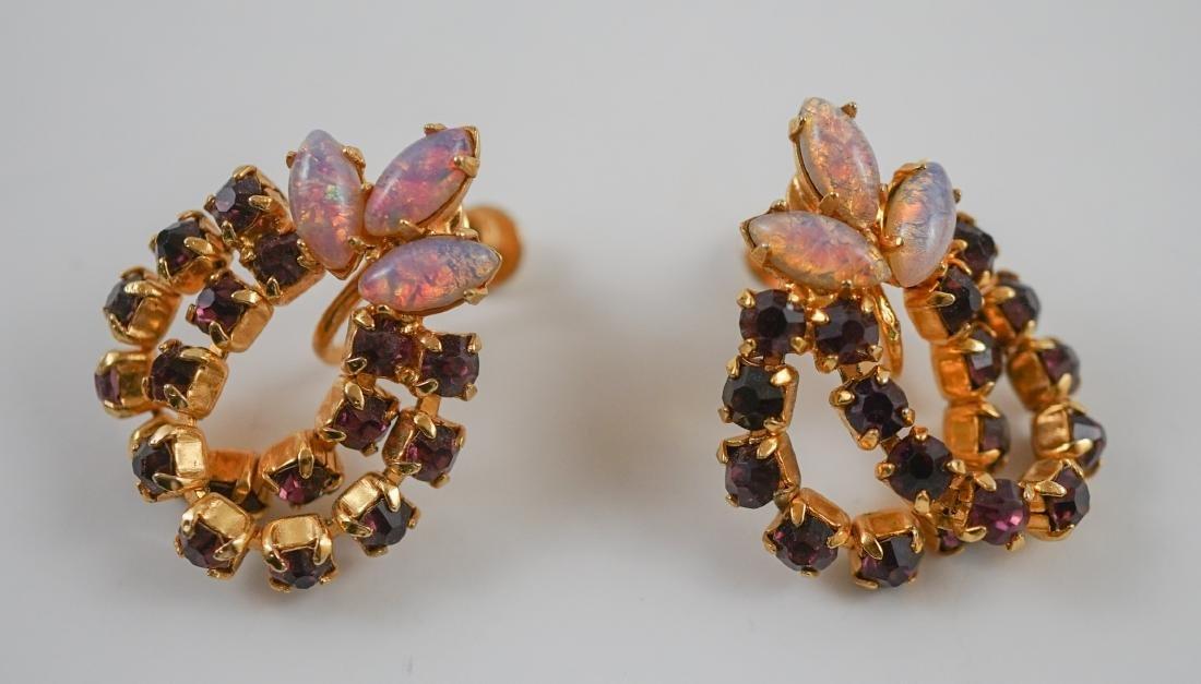 Estate Costume Jewelry - 2