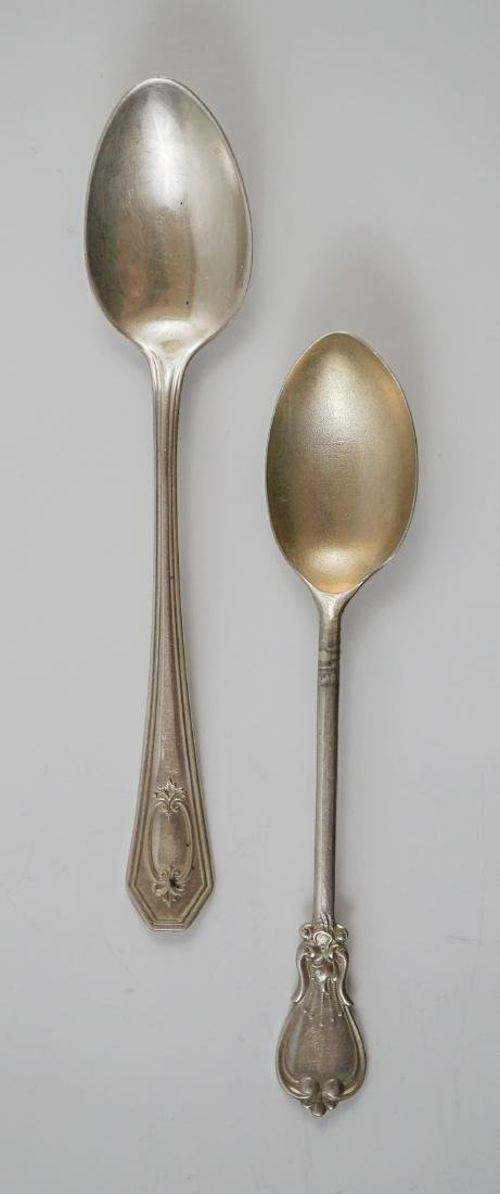 A Group of Fancy Sterling Serving Pieces, 7.2 ozt - 2