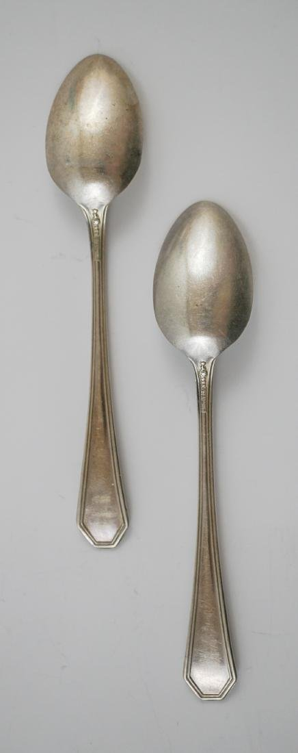 A Group of Fancy Sterling Serving Pieces, 7.2 ozt - 5