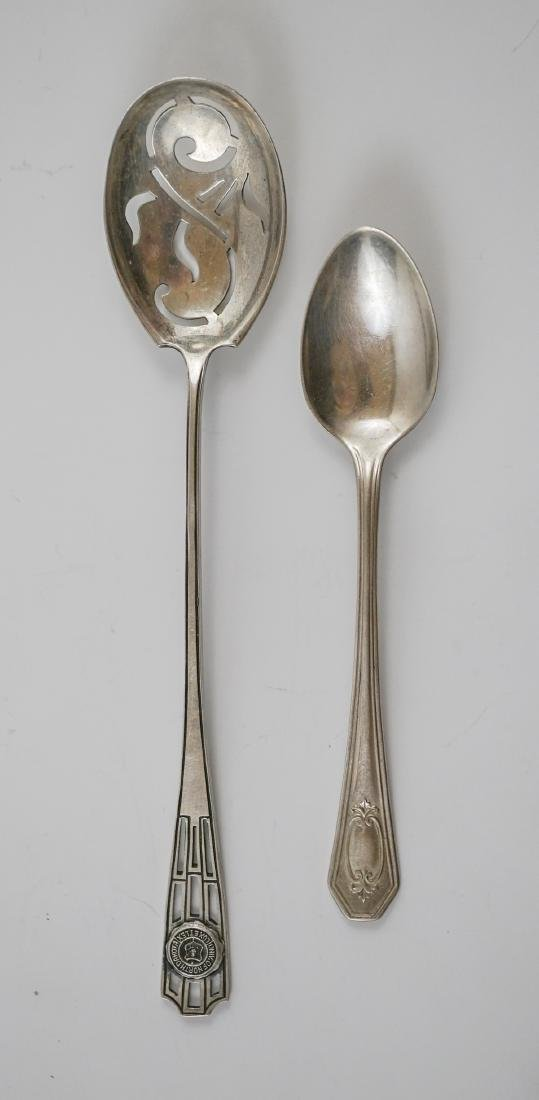 A Group of Fancy Sterling Serving Pieces, 7.2 ozt - 6