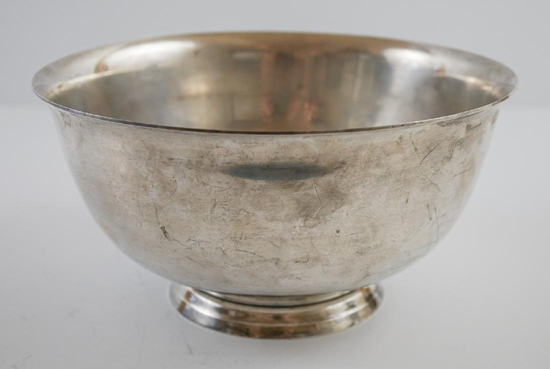 Reed & Barton Paul Revere Sterling Bowl
