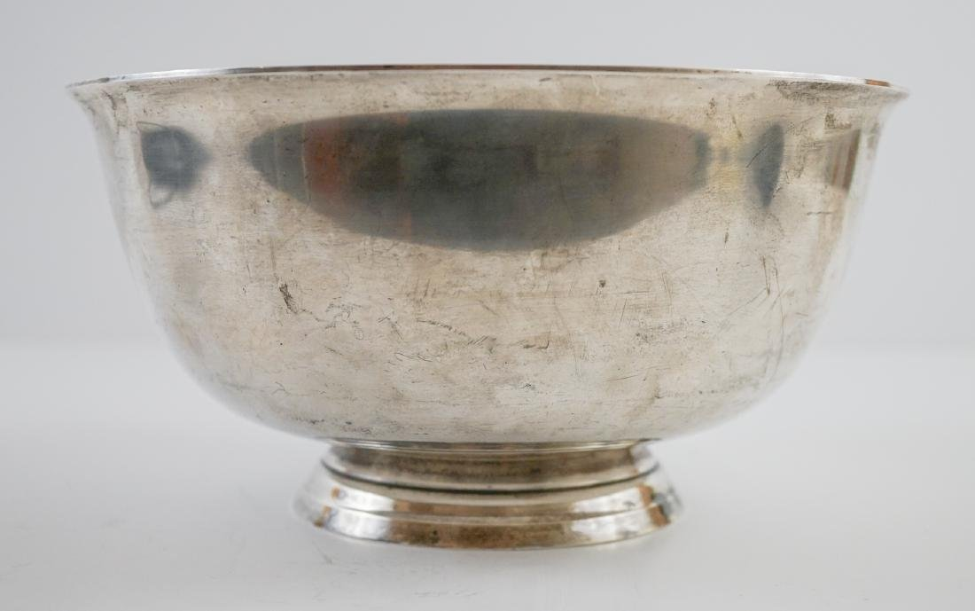 Reed & Barton Paul Revere Sterling Bowl - 2