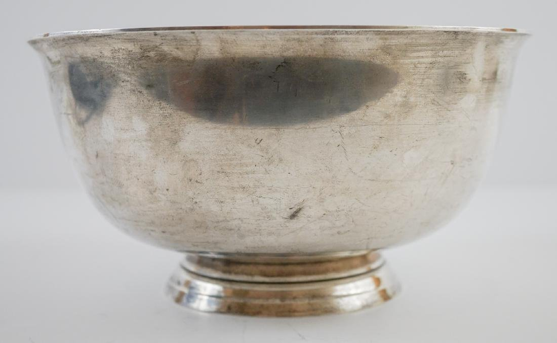 Reed & Barton Paul Revere Sterling Bowl - 3