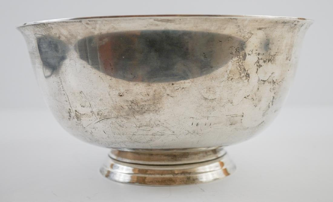 Reed & Barton Paul Revere Sterling Bowl - 4