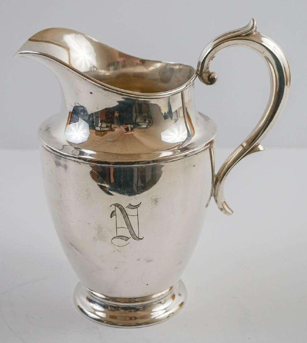 Reed & Barton Sterling Silver Water Pitcher