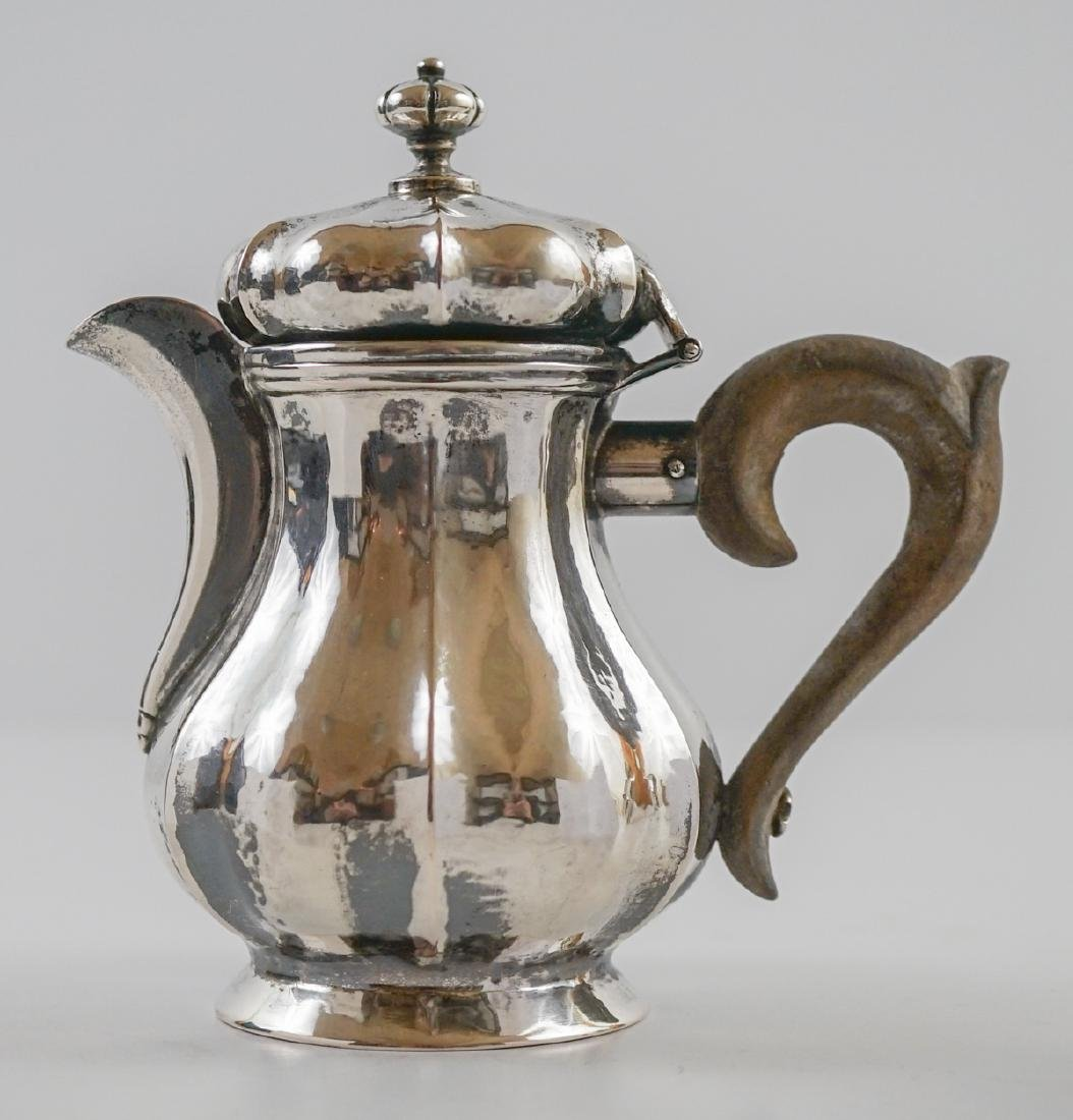Missiaglia .800 Silver Sugar and Creamer - 5