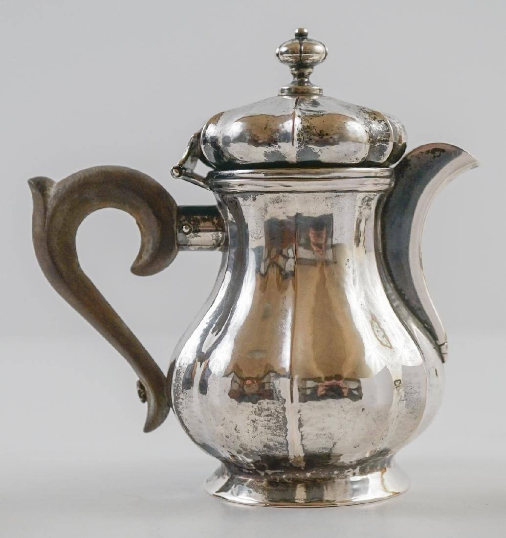 Missiaglia .800 Silver Sugar and Creamer - 6