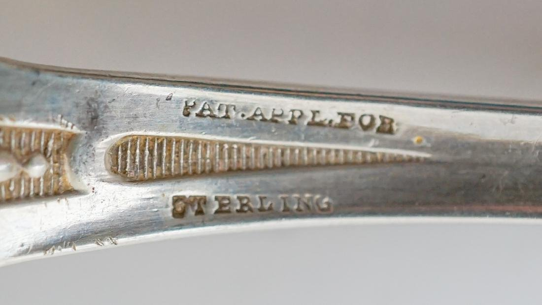 A Group of Sterling Spoons, 13.55 Troy Ounces - 7