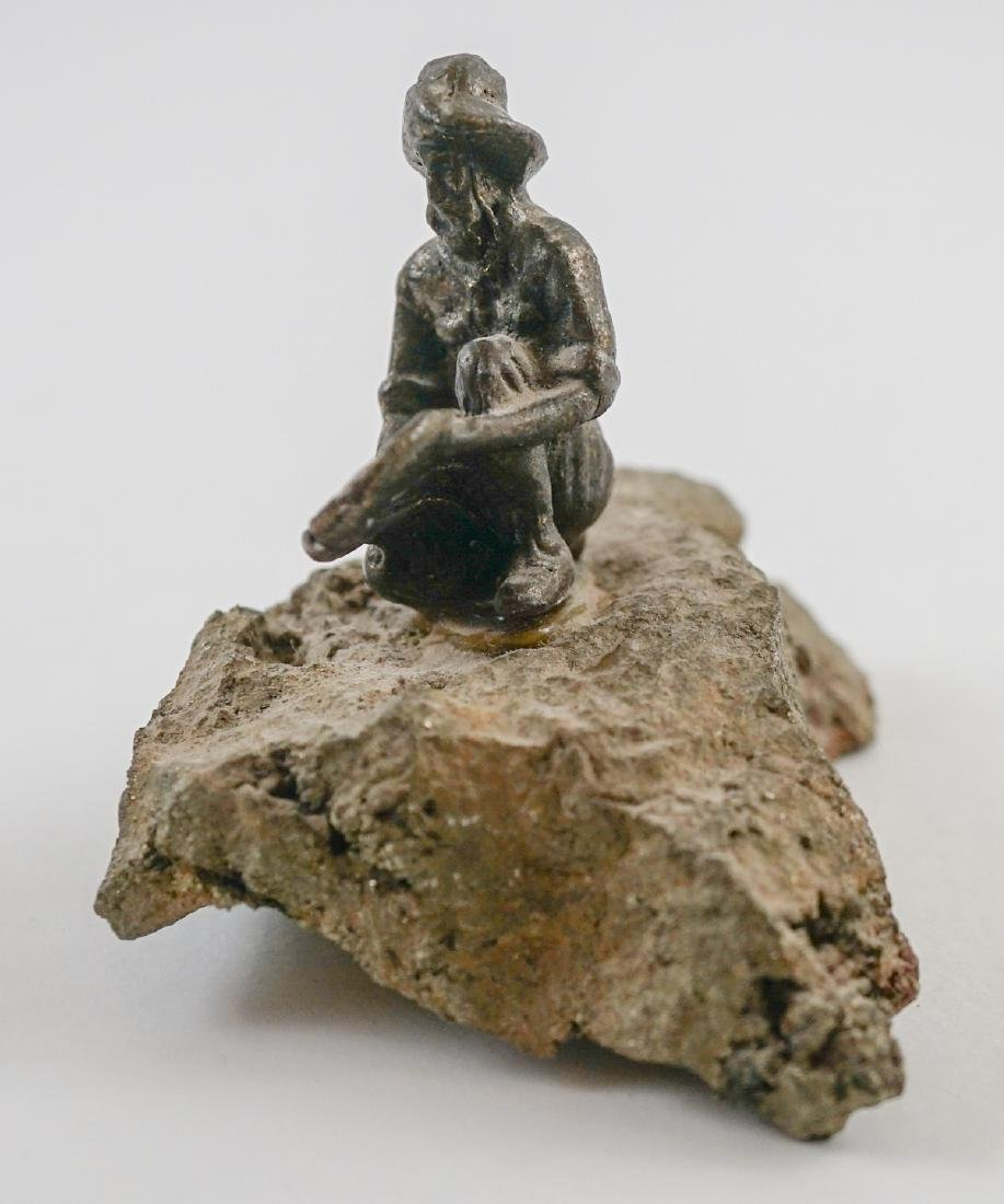 Gold Ore Specimen and Sculpture - 10