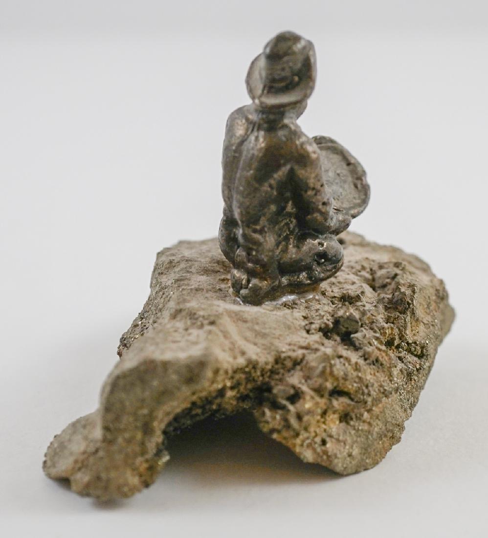 Gold Ore Specimen and Sculpture - 8