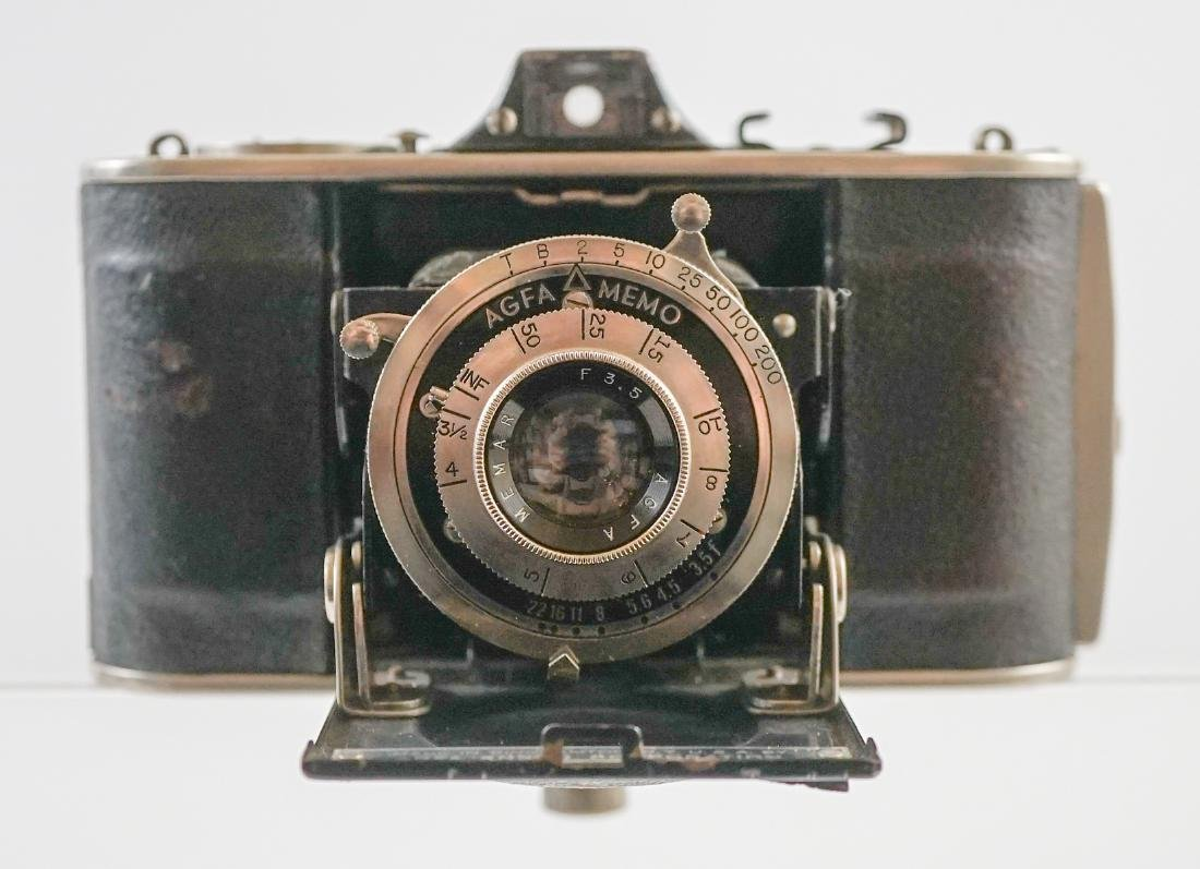 Agfa Memo Camera