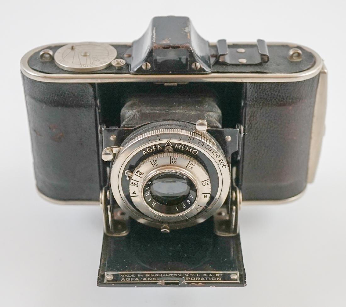 Agfa Memo Camera - 4