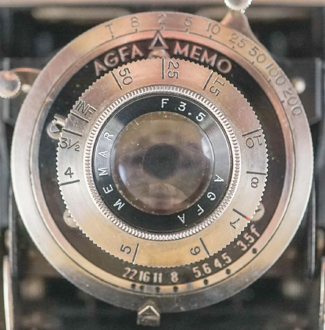 Agfa Memo Camera - 8