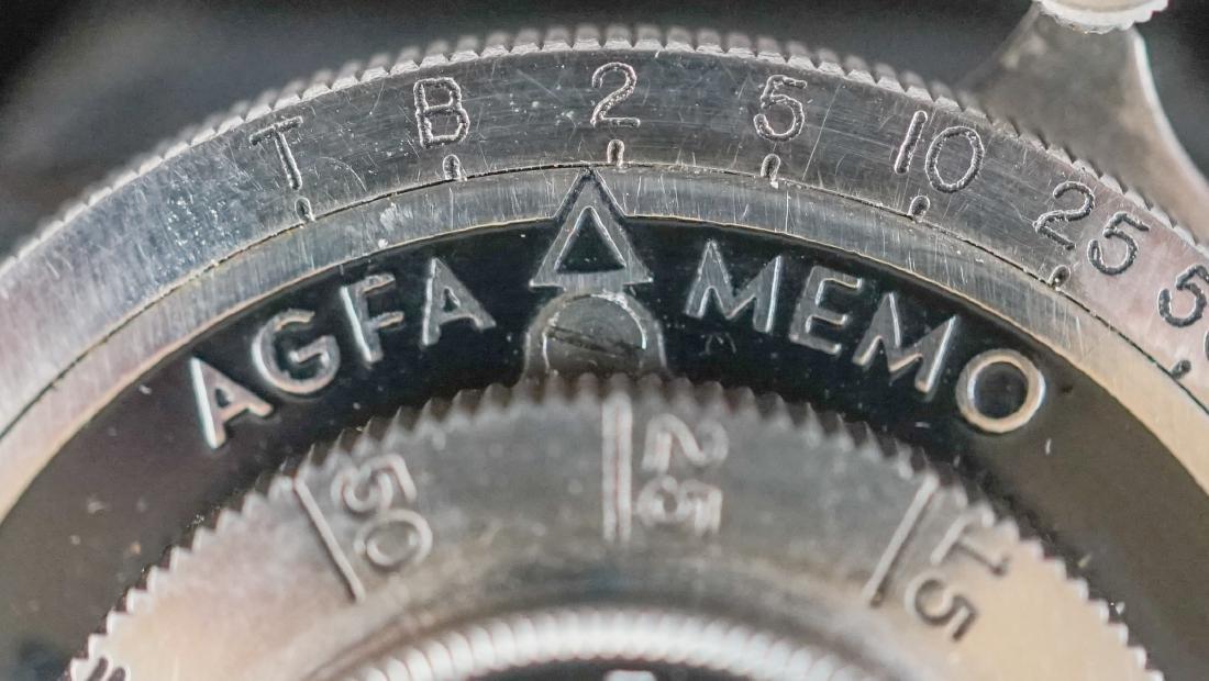 Agfa Memo Camera - 9