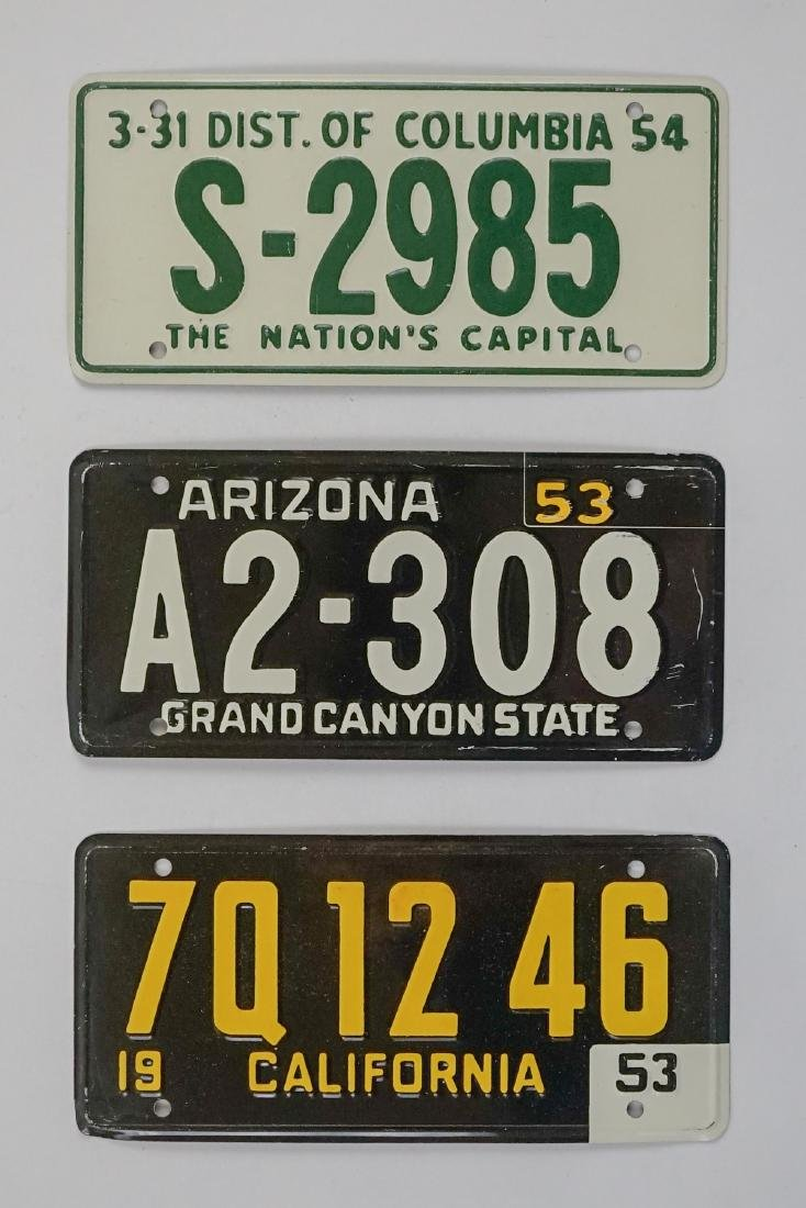 Group of [16] General Mills Bicycle Plates - 5