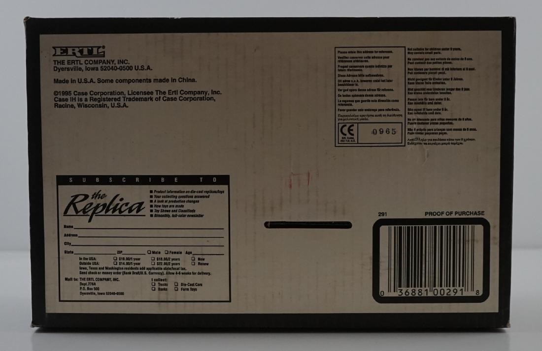 Ertl Case IH 2188 1995 Collector Edition Combine - 6