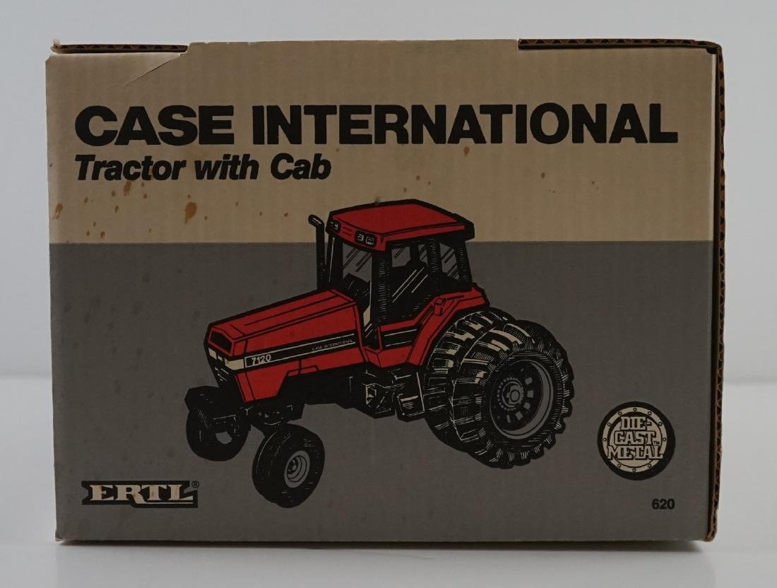 Ertl Case IH 7120 Tractor With Cab MIB - 3