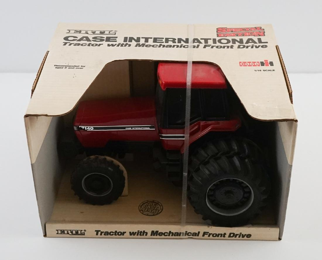 Ertl Case IH 7140 Tractor Mint in Box - 5