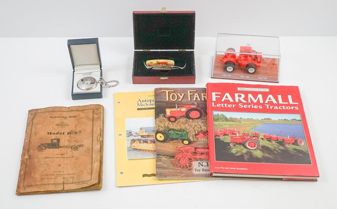 Farm Equipment Collectibles