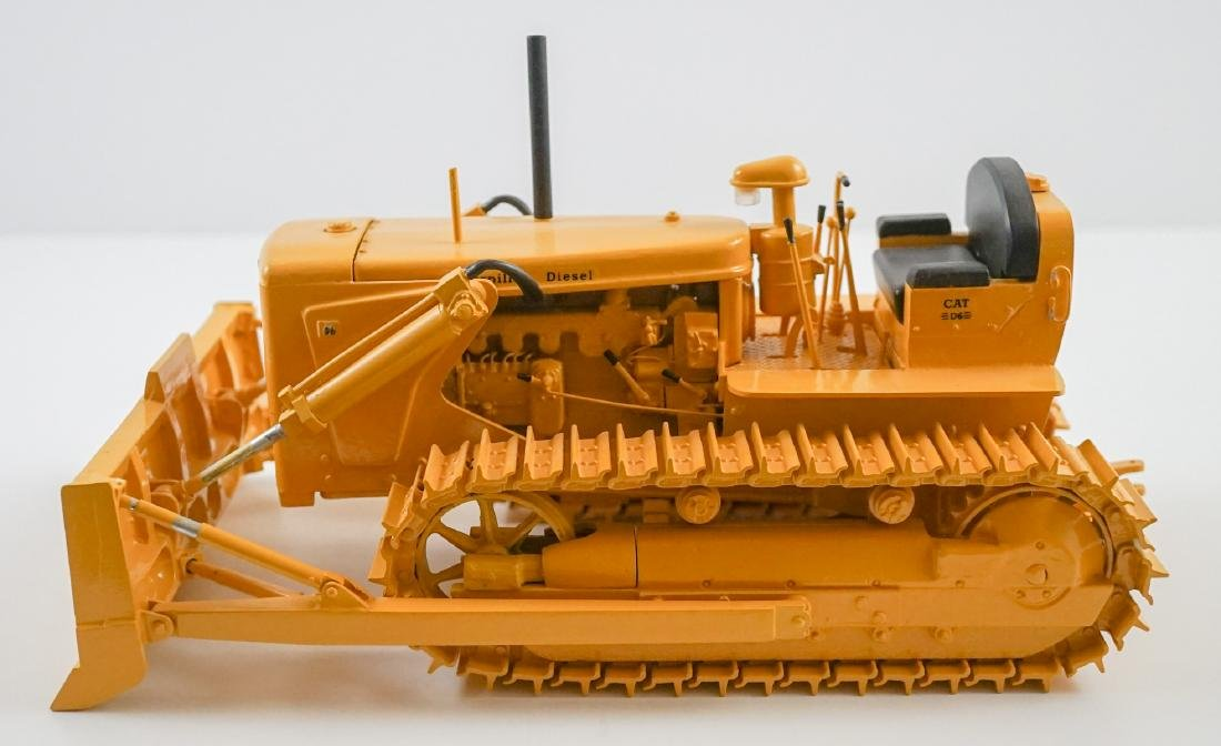 "Caterpillar Model ""D6"" Scale Model ACMOC Riecke - 2"