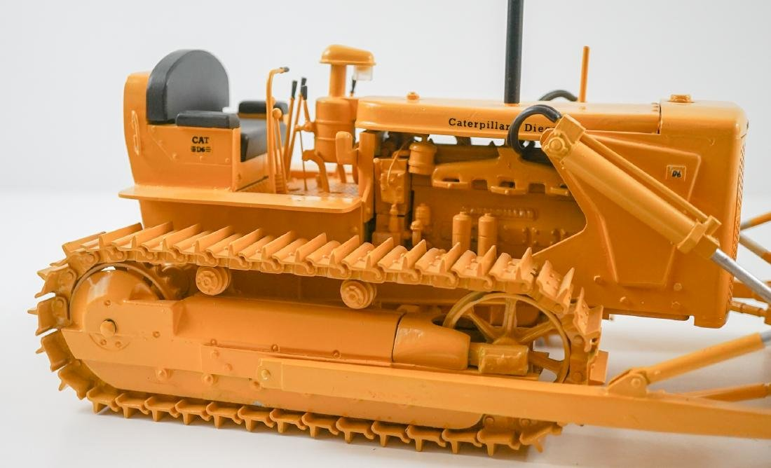 "Caterpillar Model ""D6"" Scale Model ACMOC Riecke - 7"