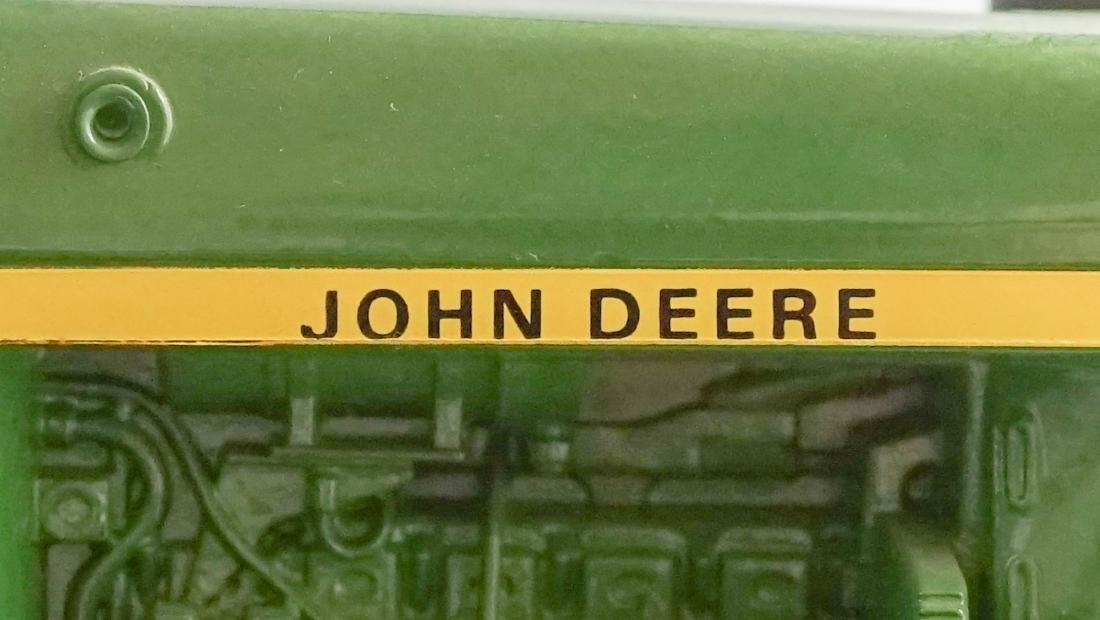 1970's Vintage ERTL John Deere 8630 4-Wheel Drive - 5