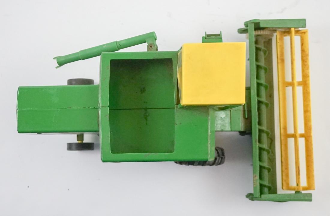 Vintage John Deere 1:16 Scale Model Combine - 5
