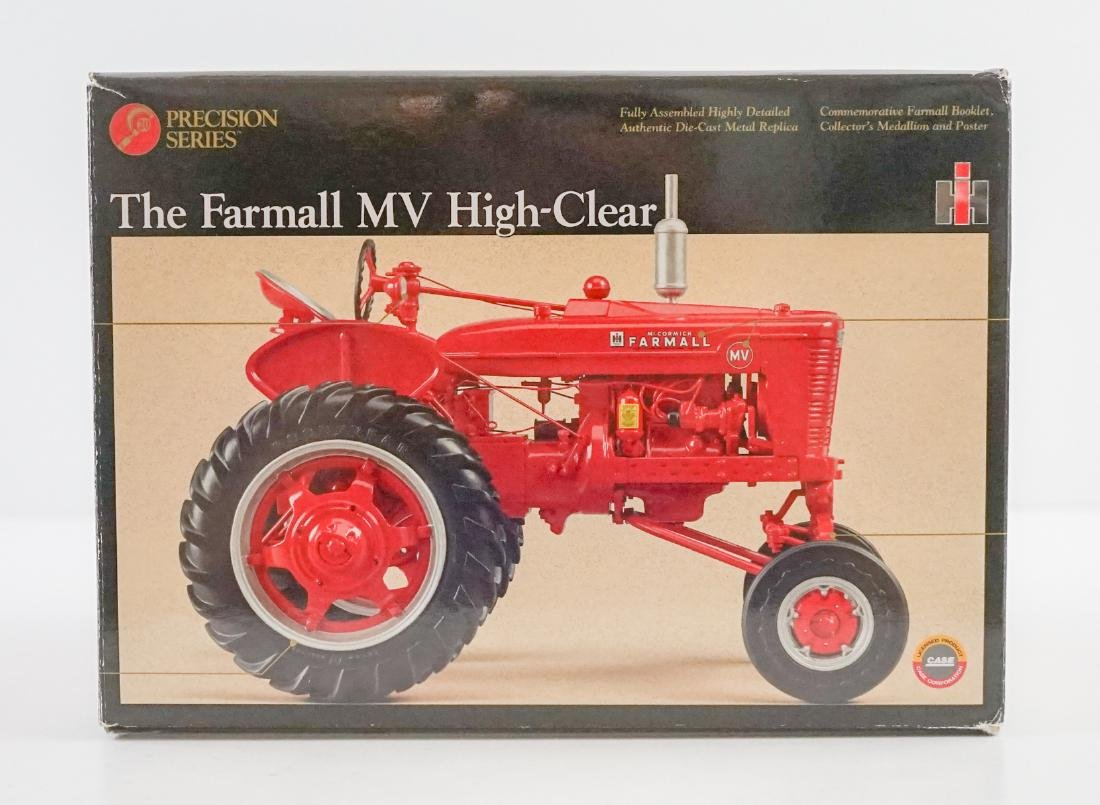 The Farmall MV High-Clear Die0Cast Replica MIB - 6