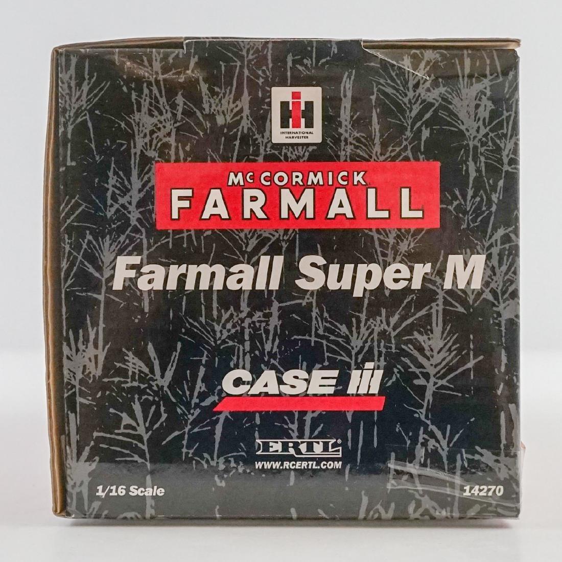 Farmall Super M Ertl - 4
